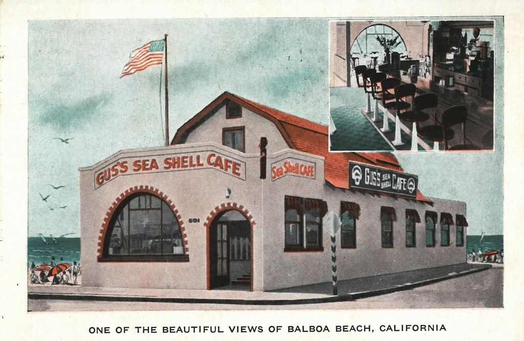 Gus's Sea Shell Cafe