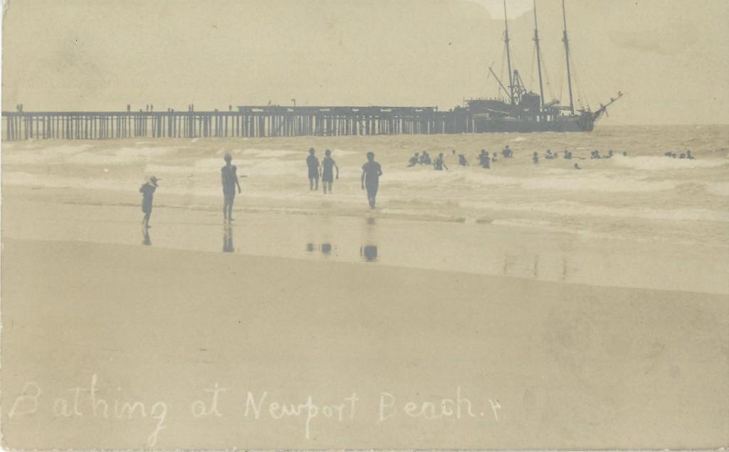 1905 Newport Beach Pier