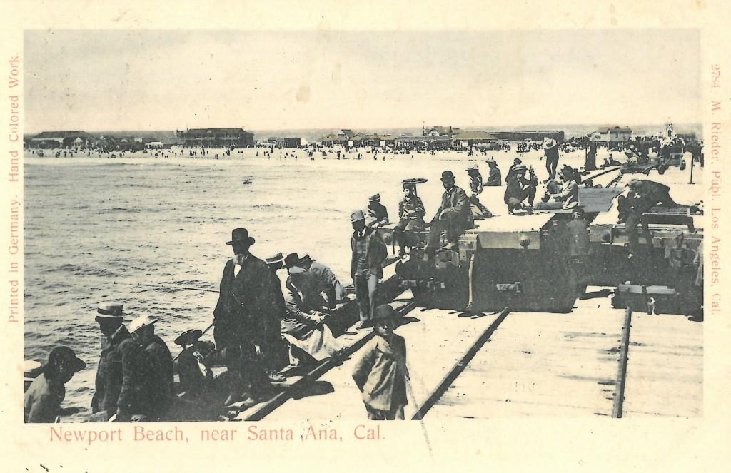 Newport Pier 1905