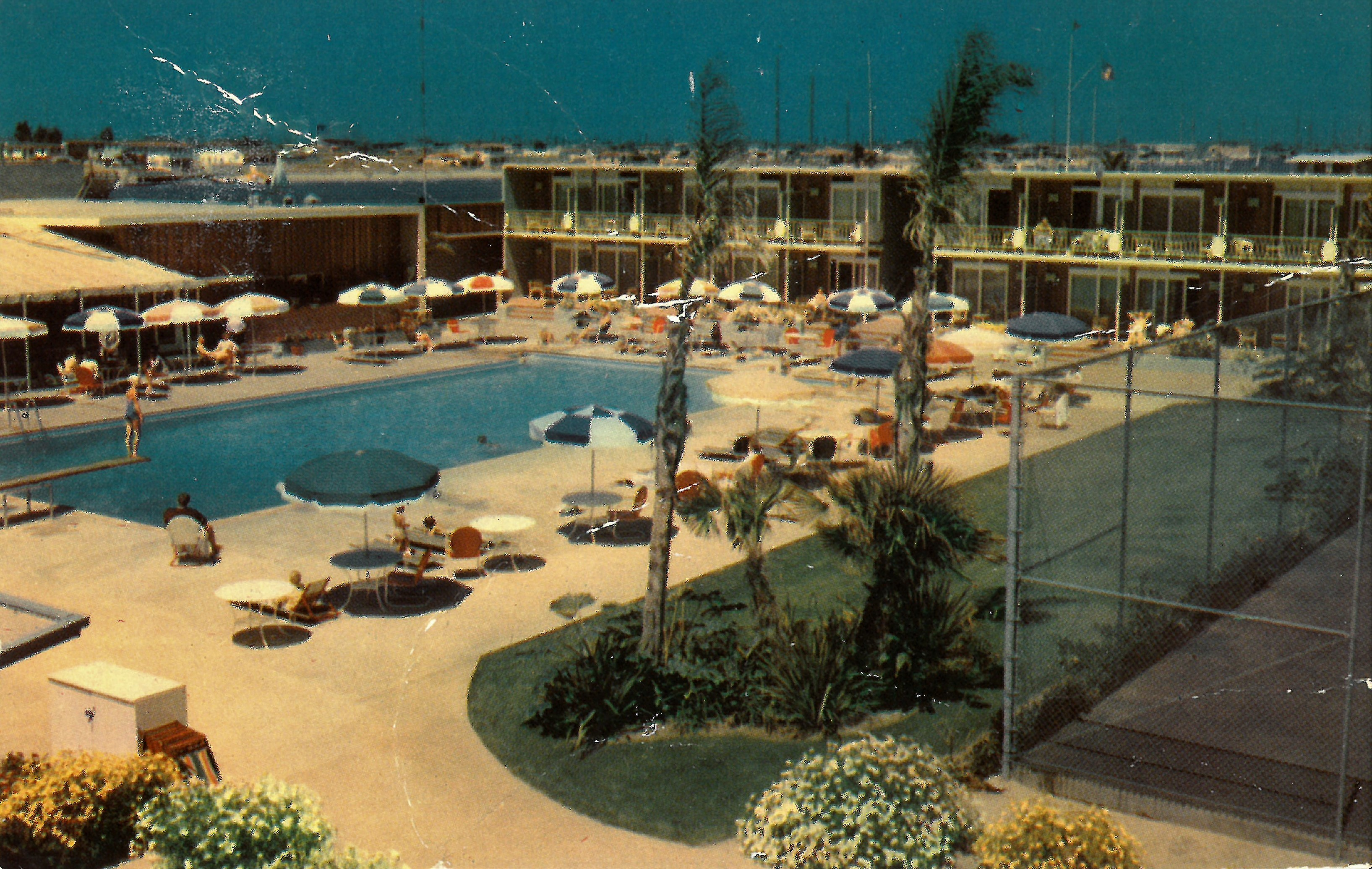 Early Balboa Bay Club Resort